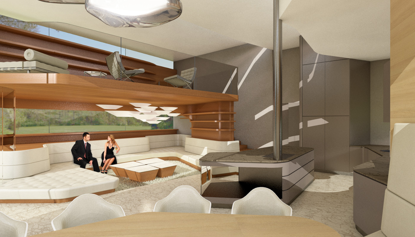 Luxury Residence Concept